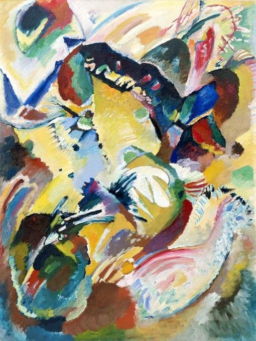 """№0948, """"Panel for Edwin R.Campbell No. 2"""". Картина с ефектен ръчен релефен финиш. Индивидуална изработка по поръчка."""