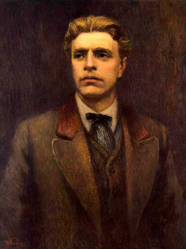 №1409, Портрет на Васил Левски. Жикле картина с ефектен ръчен релеф. Индивидуална изработка по поръчка.