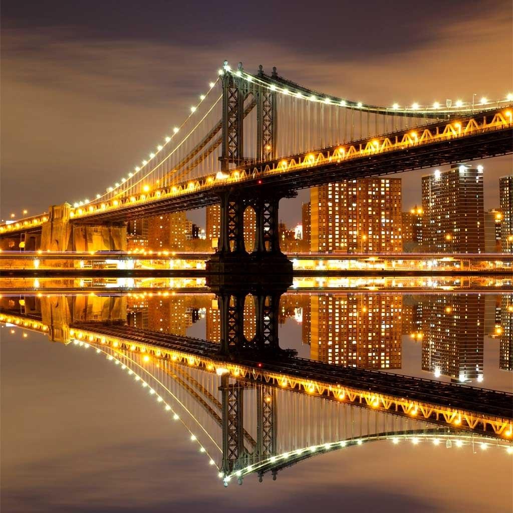 №1854, Мостът на желанията. Фото-картина.