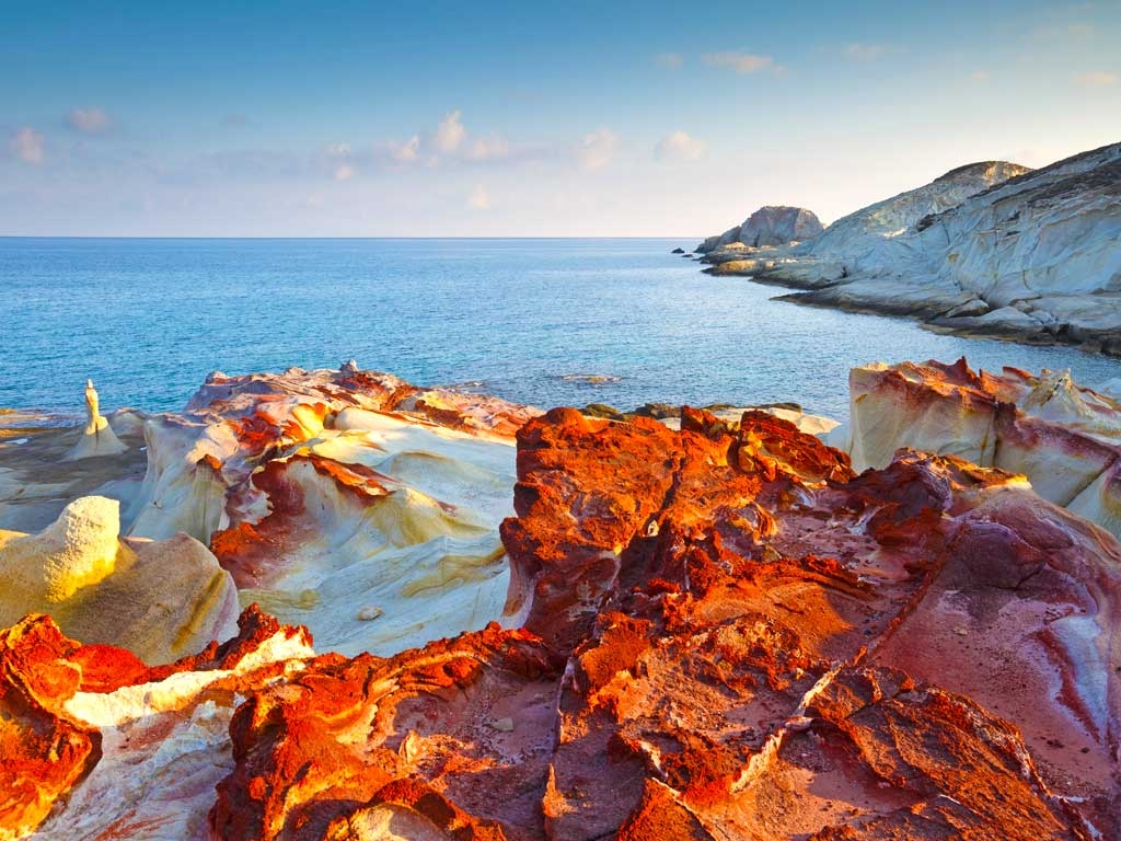 №1865, Безкрайното море. Фото-картина.