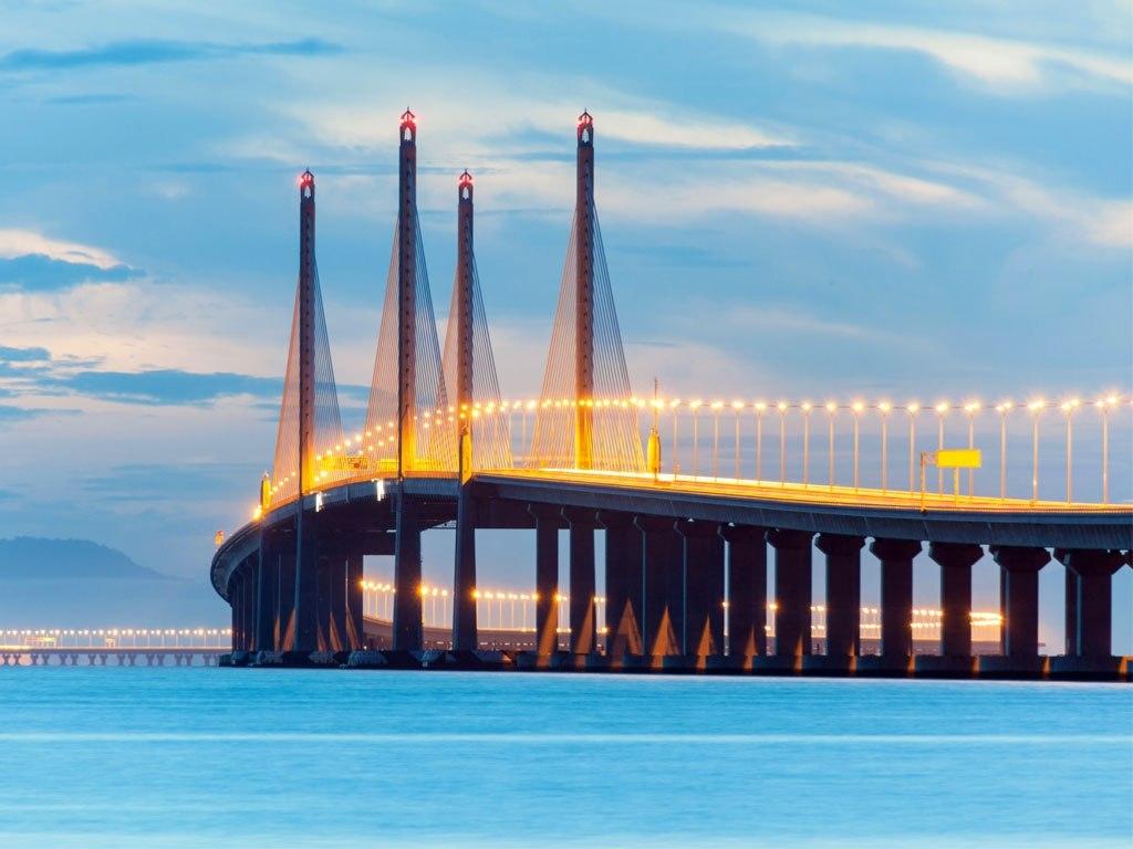 №1901, Мостът на мечтите. Фото-картина.