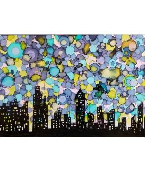 Градски светлини