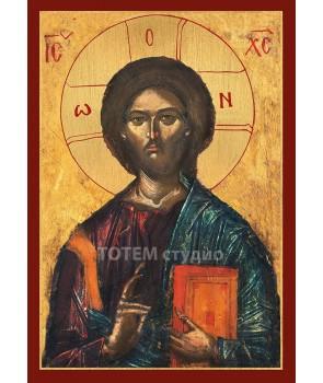 Исус Христос - Константинополска икона