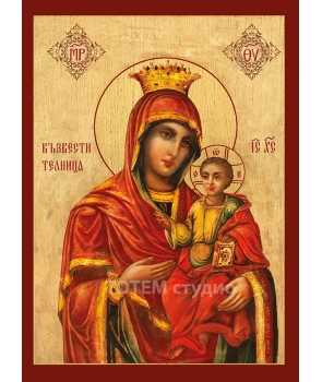 Света Богородица Възвестителница - 18/25 см.