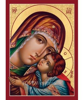 Света Богородица  - 13/18 см.
