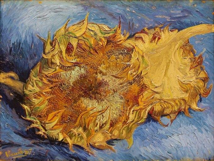 Слънчогледи - Вариация - Ван Гог