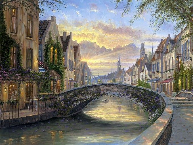 Мостът на романтиката