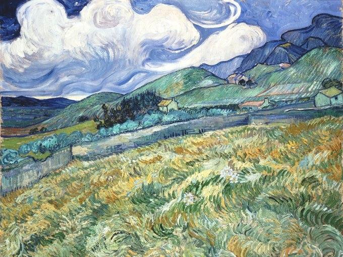 Да пренесем света на Ван Гог у дома - как?